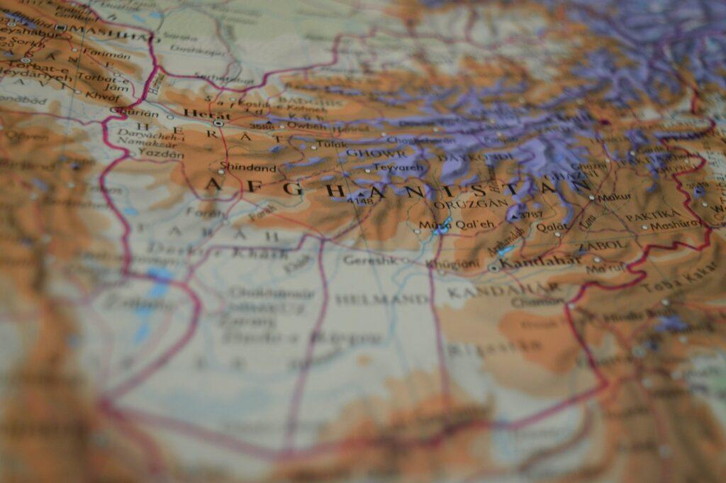 Många är oroliga över läget i Afghanistan.