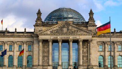 Klimatet viktigt under det tyska valet.
