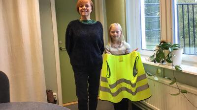 Mona Dahlberg och Celine Åkesson