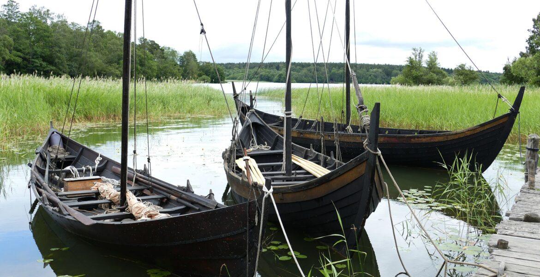 Vikingarna var i Nordamerika för 1000 år sedan.