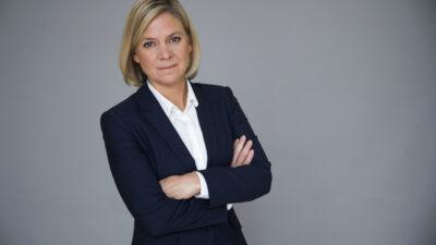Magdalena Andersson kan bli statsminister