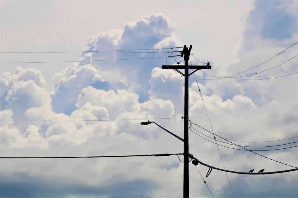 Problem med strömavbrott i Libanon.